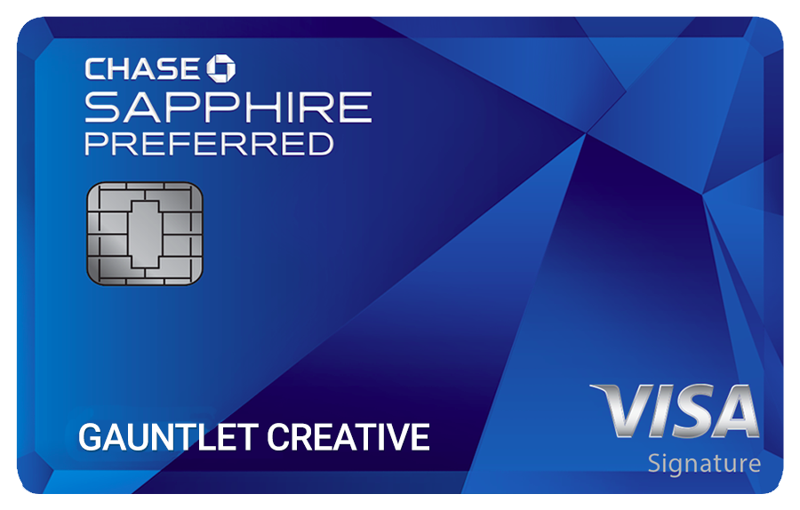 Chase Preferred Visa Credit Card