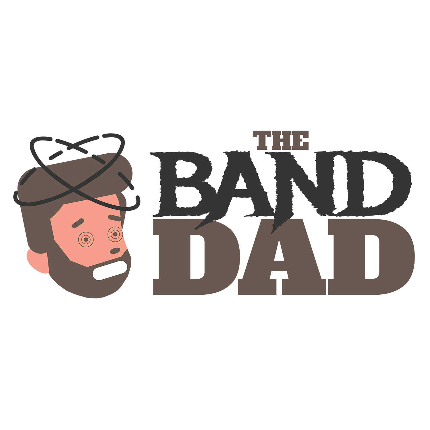 The Band Dad Logo